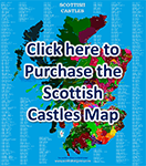 Scottish Castles map