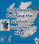 Scottish Surnames map